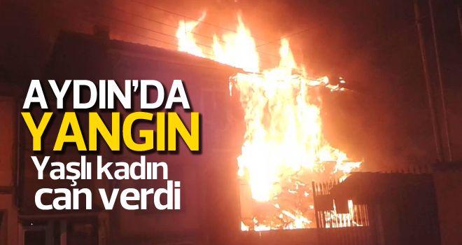 Aydın'da büyük acı