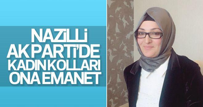 Nazilli AK Parti'de görev değişimi