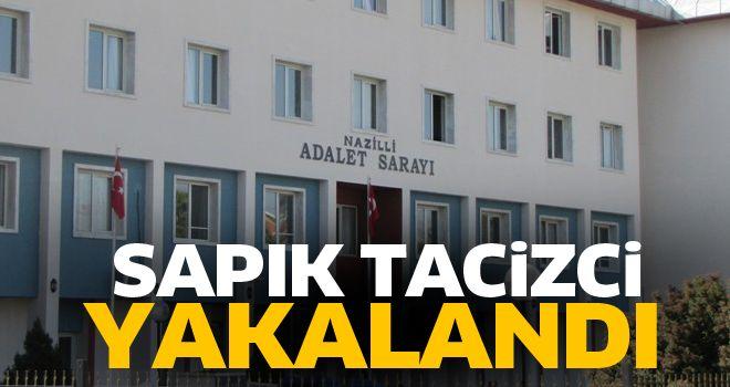 Yenipazar'da cinsel istismardan aranan zanlı yakalandı