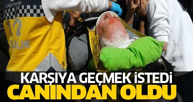 Aydın'da acı kaza