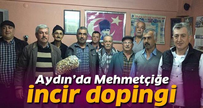 İncirliovalılardan Mehmetçiğe incir dopingi