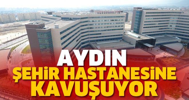 Aydın'a şehir hastanesi