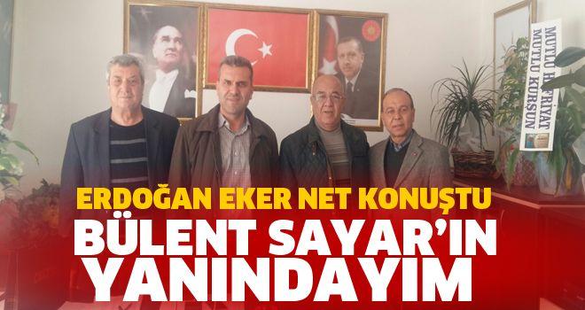 Erdoğan Eker: AK Parti'nin adayı değilim