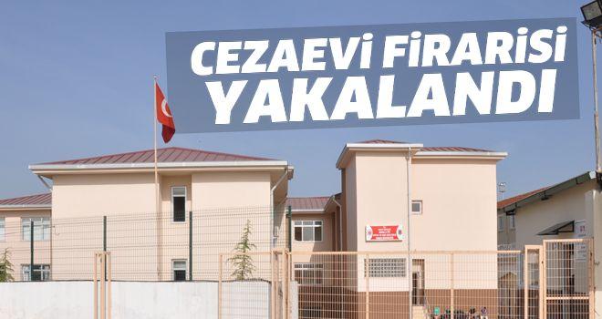 Cezaevi firarisi Germencik'te yakalandı