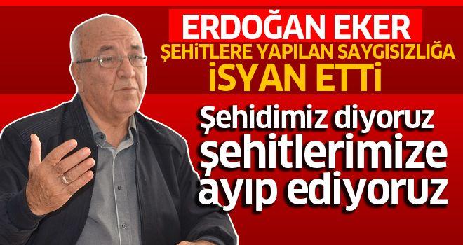 Erdoğan Eker'den tepki