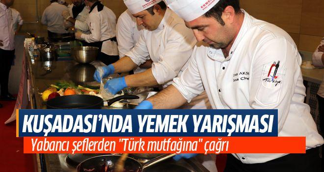 """Yabancı şeflerden """"Türk mutfağına"""" çağrı"""