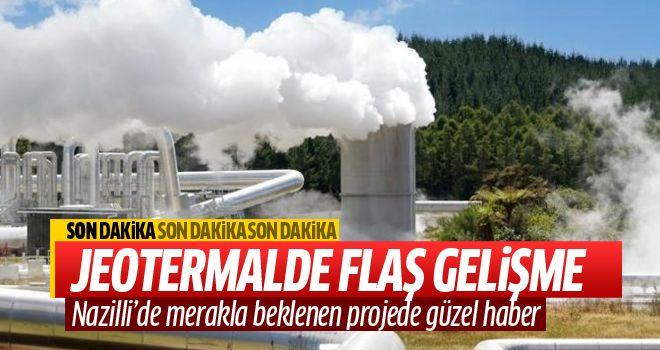 Nazilli'ye kurulacak jeotermal iptal!