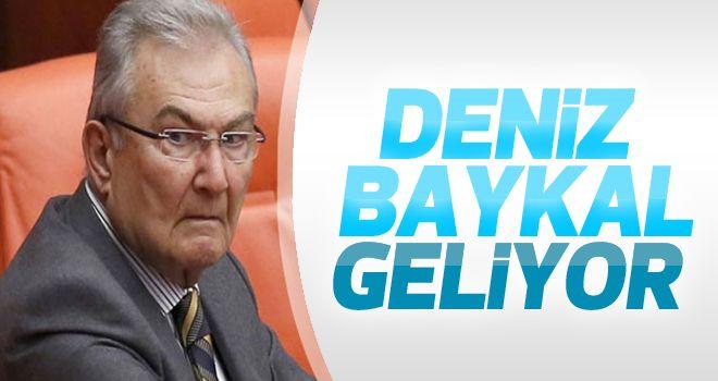 Baykal Türkiye'ye dönüyor