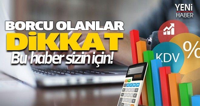 Aydın'da borcu olanlar dikkat!