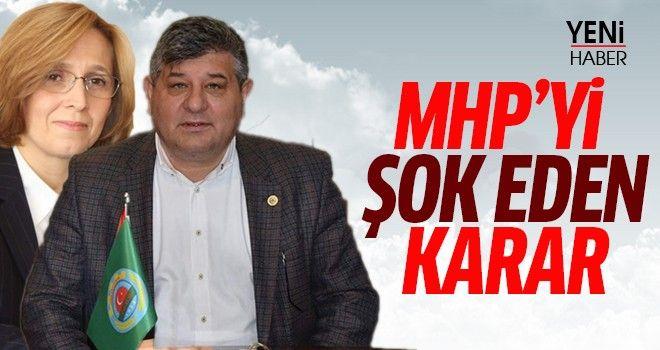 MHP'Yİ ŞOK EDEN KARAR!