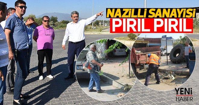 Nazilli sanayisi pırıl pırıl