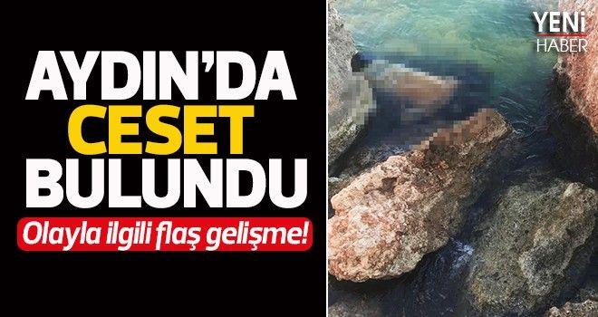 Aydın'da ceset bulundu