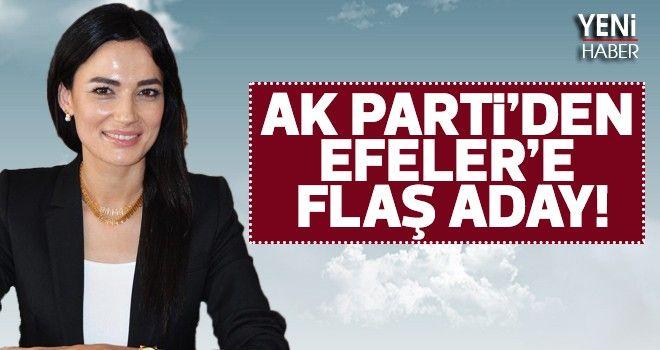 AK Parti'den Efeler'e flaş aday!