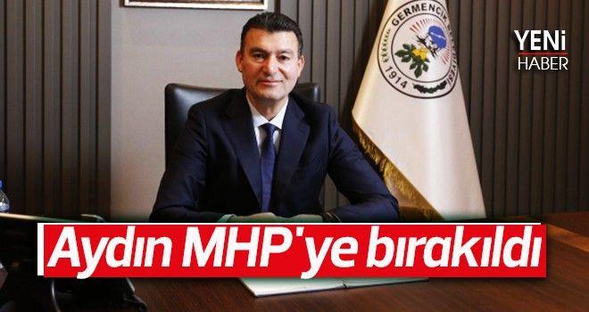 Aydın MHP'ye bırakıldı