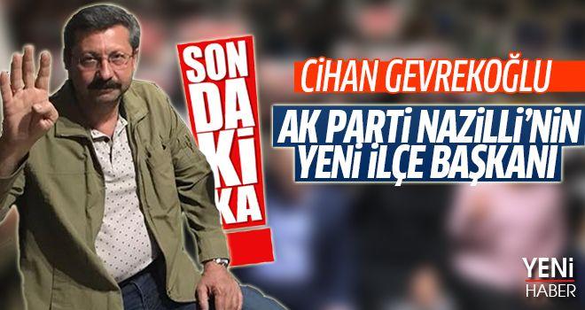 AK Parti Nazilli'de başkan bilmecesi