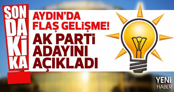 AYDIN'DA SON DAKİKA
