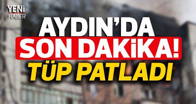 Aydın'da son dakika