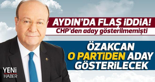 Aydın'da flaş iddia