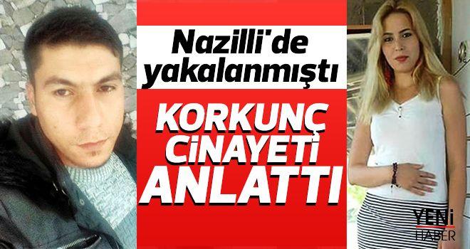 Nazilli'de yakalanmıştı