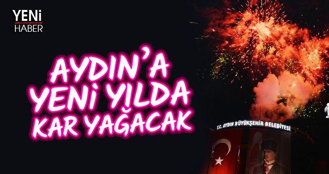 Aydın'a yeni yılda kar yağacak