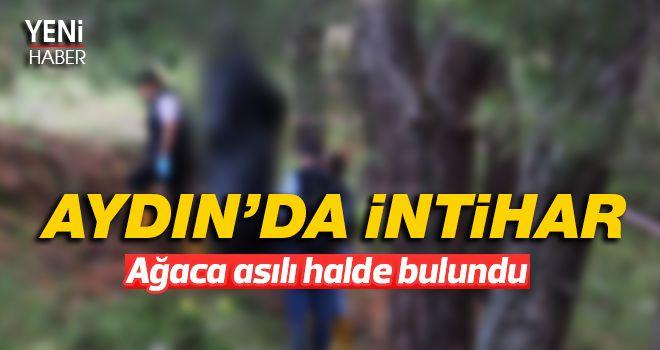 Aydın'da intihar!!!