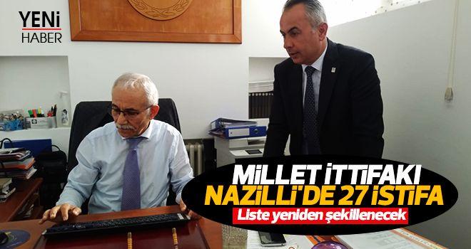 Nazilli'de son dakika