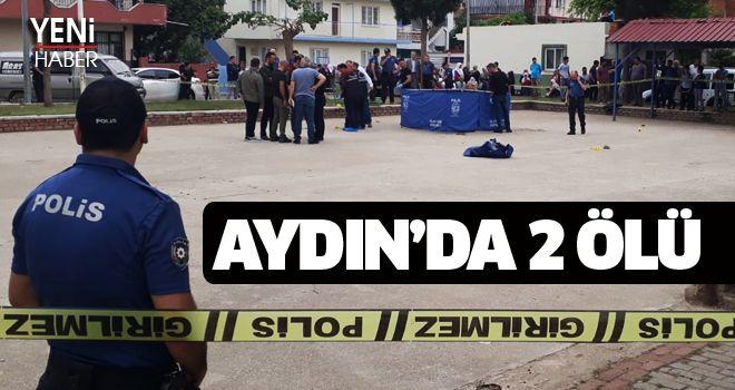 Aydın'da 2 ölü