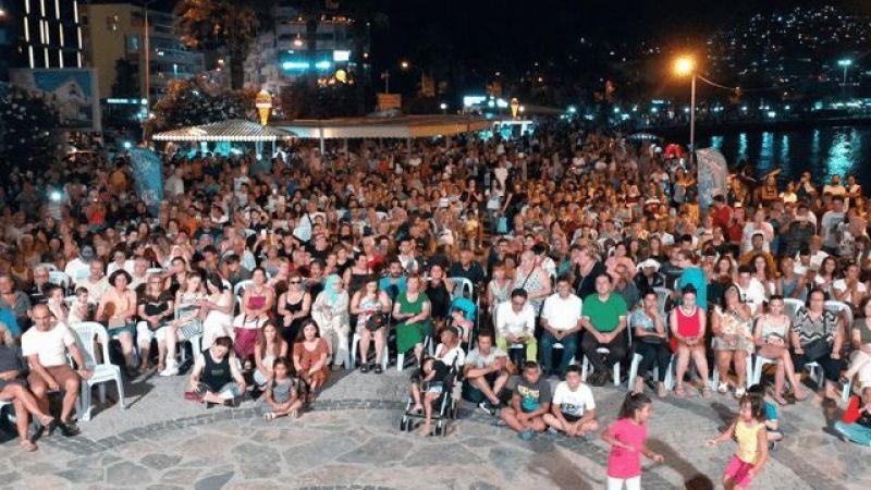 Büyükşehir'den coşkulu 'Yaz Konseri'