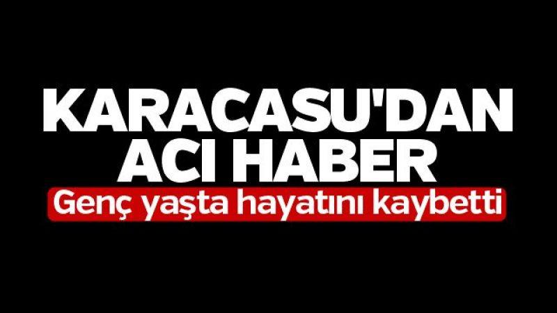 Karacasu'dan acı haber