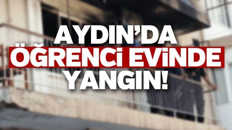 Aydın'da öğrenciler ölümden döndü