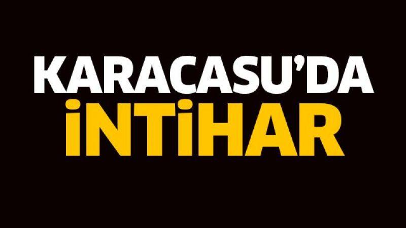 Karacasu'da intihar!