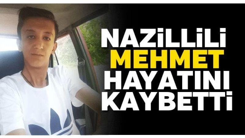Nazilli'den 21 yaşındaki Küçük hayatını kaybetti