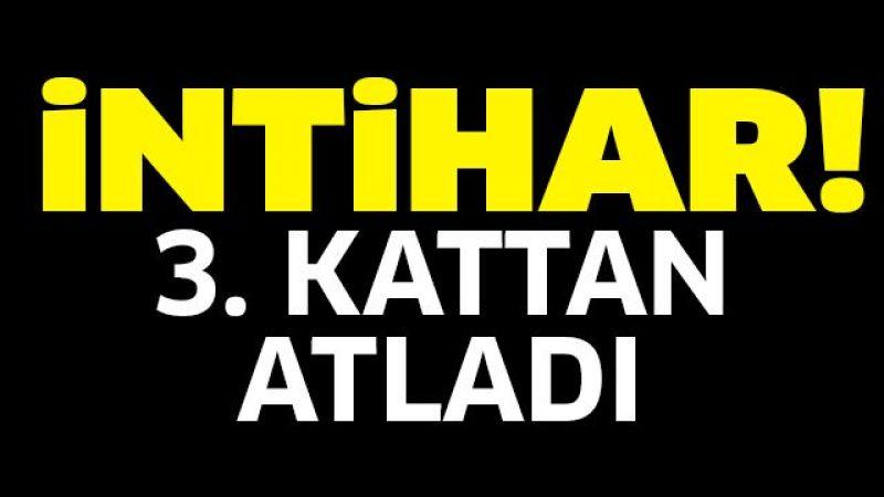 Aydın'da intihar girişimi! 3. kattan atladı