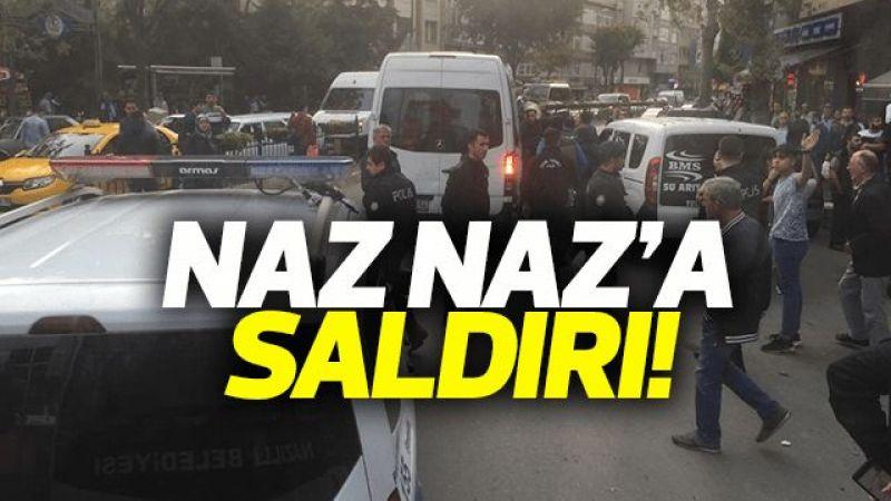 Nazilli Belediyespor'a saldırı