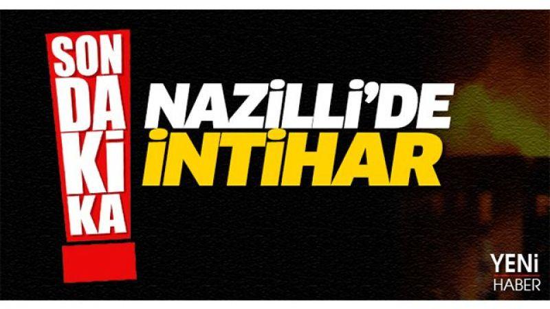 Nazilli'de gardiyan intihar etti