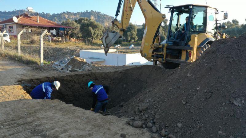 İkizdere Barajı'ndan Umurlu Mahallesine içme suyu verilmeye başlandı