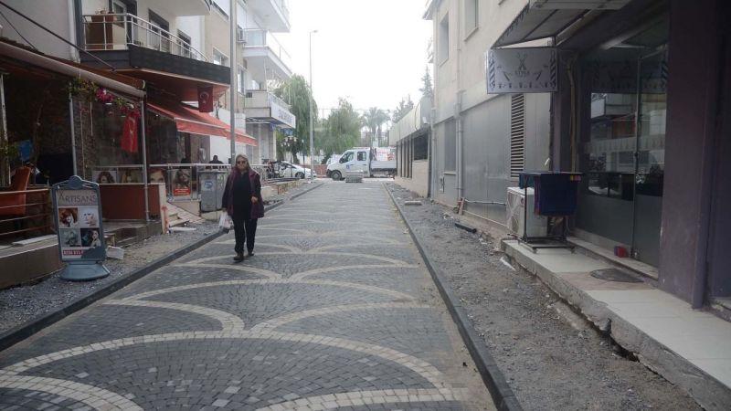 Kuşadası'nın Türkmen Mahallesi yenileniyor
