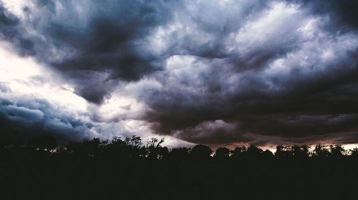 Nazilli'de fırtına uyarısı