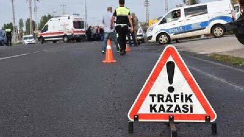 Aydın'da yağış kaza getirdi: 1 ölü 5 yaralı