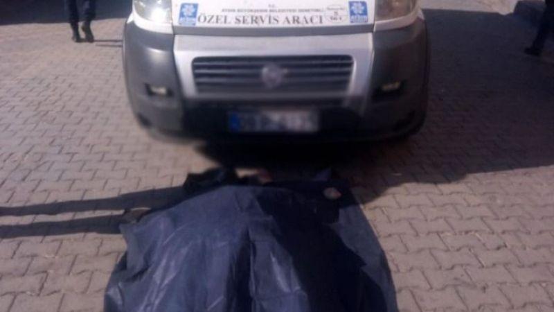 Aydın'da minibüsün çarptığı yaya öldü
