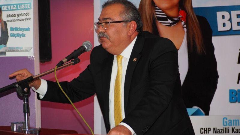 CHP Nazilli başkanını seçti