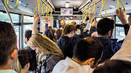 Aydın'da toplu taşımada taciz iddiası