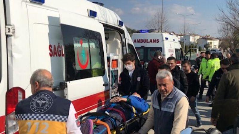 Aydın'da motosikletiyle ağaca çarpan üniversite öğrencisi öldü