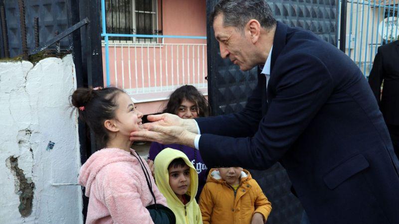Milli Eğitim Bakanı Selçuk, Aydın'da