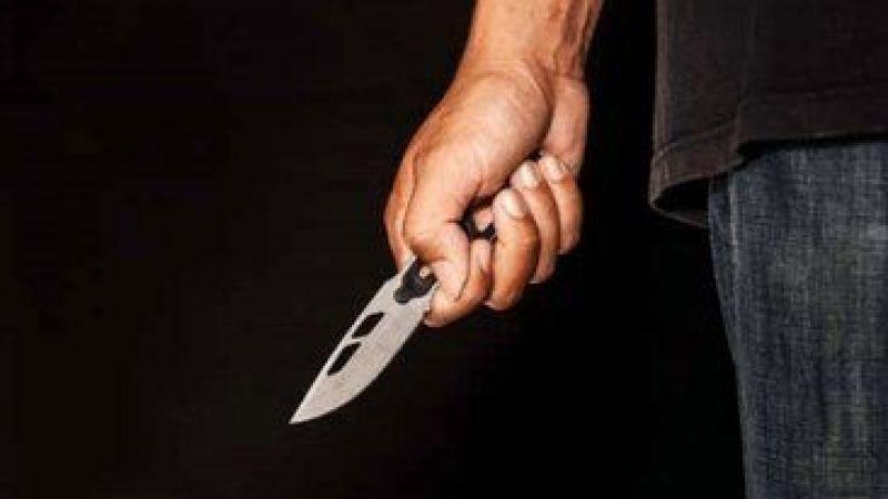 Aydın'da birlikte yaşadığı kadını bıçaklayıp kaçtı