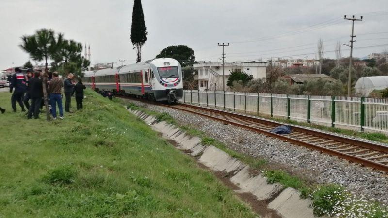Nazilli'de bir kişi trenin önüne atladı