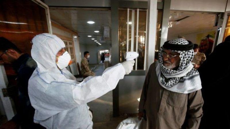 Irak'ta da koronavirüs vakası görüldü