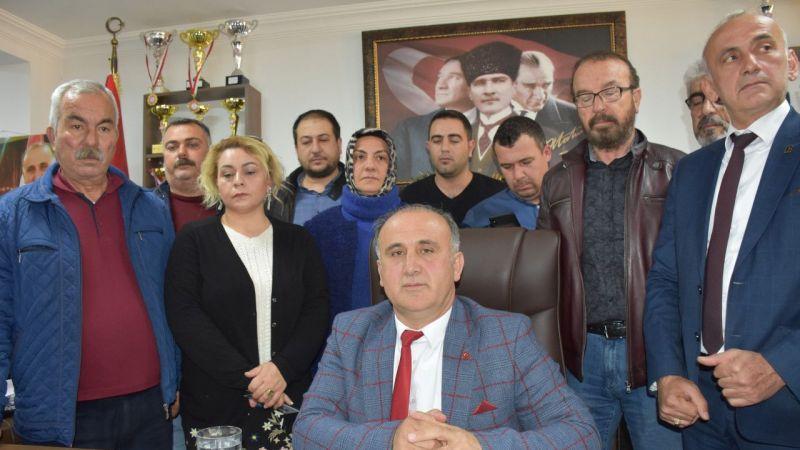 Aydın'da ilçe belediyesinin zabıta aracına haciz kararı