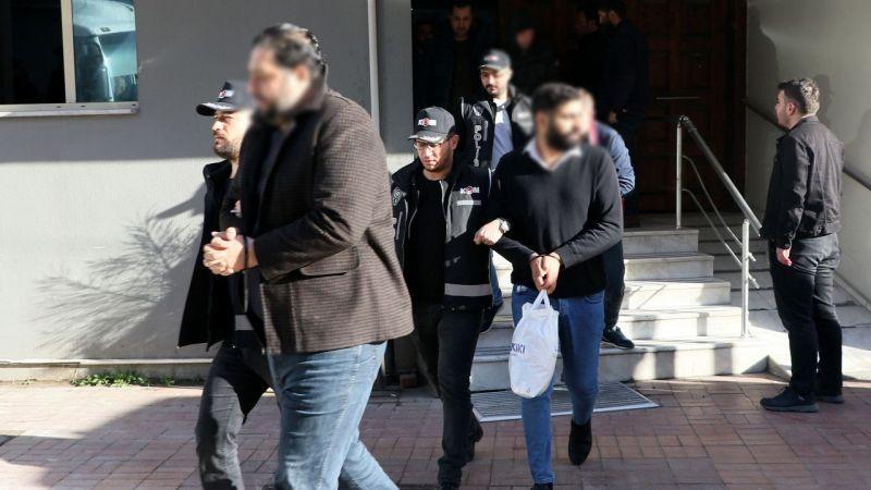 İzmir ve Aydın'da ihaleye fesat karıştırma operasyonu: 32 gözaltı