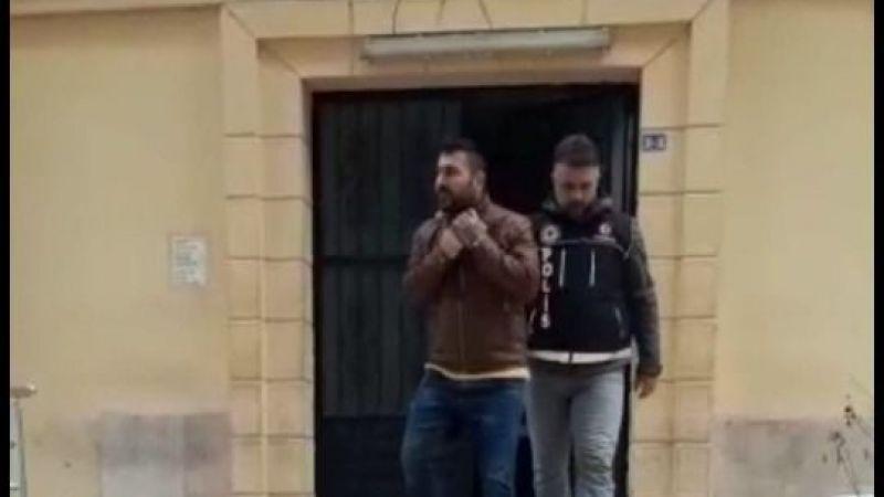İzmir'den uyuşturucu getirmeye çalıştı Aydın polisine takıldı